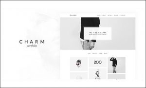 Charm - Designer WordPress Themes