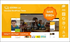 Education WP - Schools and Universities WordPress Themes