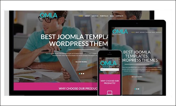 Web Design Agency - Designer WordPress Themes