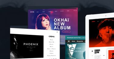 Top 30+ Music Community Responsive WordPress Themes