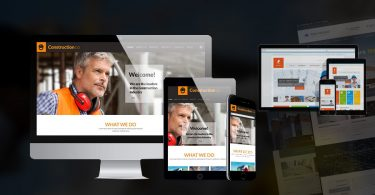 Top 5+ Responsive WordPress Theme for Construction Company