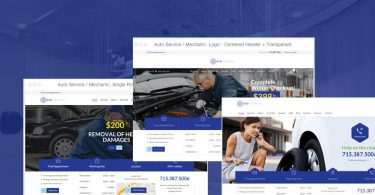 Top 35+ Elegant WordPress Responsive Automotive and Automobile Themes